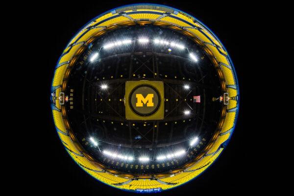 Crisler Center University of Michigan