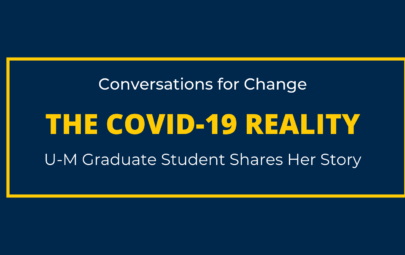 Conversations for Change: The COVID Reality
