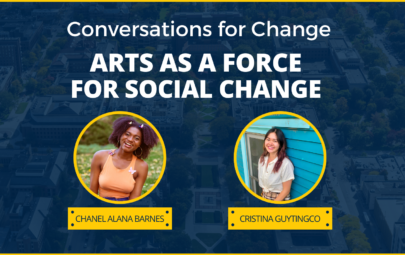 Arts as a Force for Social Change