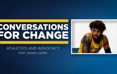 Conversations for Change Isaiah Livers