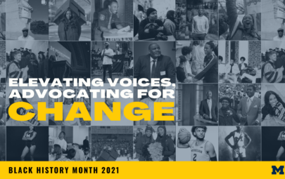 Elevating voices, advocating for change