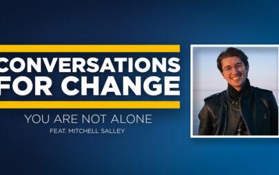 Conversations for Change Mitchell Salley